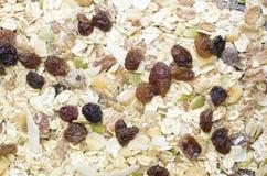 Fondo del cereale Fotografia Stock Libera da Diritti