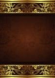 Fondo del chocolate Fotografía de archivo libre de regalías