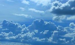 Fondo del cielo Foto de archivo libre de regalías
