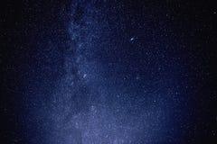 Fondo del cielo della stella Fotografia Stock