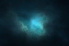 Fondo del cielo nocturno Imagen de archivo libre de regalías
