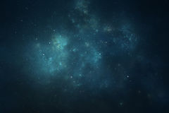 Fondo del cielo notturno illustrazione di stock