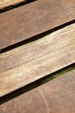 Fondo del cierre encima de la tabla de madera Fotos de archivo libres de regalías