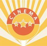 Fondo del cine Fotos de archivo libres de regalías