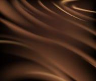 Fondo del cioccolato Fotografie Stock Libere da Diritti