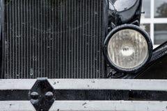 Fondo del coche del vintage Imagen de archivo libre de regalías