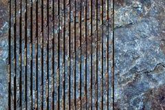 fondo 005 del collage 3D - pietra illustrazione vettoriale