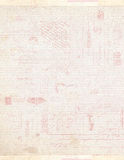 Fondo del collage de la postal de la vendimia Imágenes de archivo libres de regalías