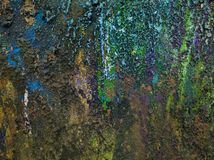 Fondo del color imagen de archivo