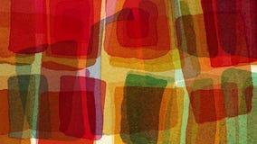 Fondo 01 del color de agua almacen de video