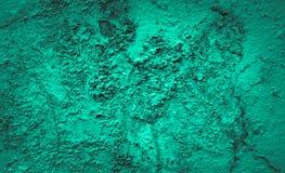 Fondo del color del cielo azul del cemento de la pared del cemento Foto de archivo