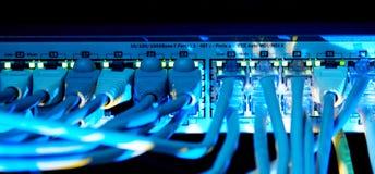 Fondo del computer Fotografia Stock