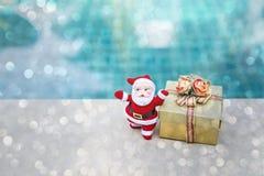 Fondo del concepto de la Navidad Fotos de archivo libres de regalías