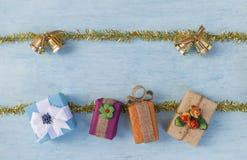 Fondo del concepto de la Navidad Imágenes de archivo libres de regalías