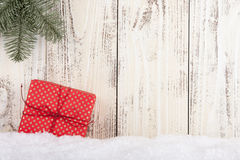 Fondo del concepto de la Navidad y del Año Nuevo Imagen de archivo