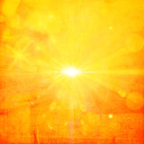 Fondo del concepto del verano del extracto del estilo del Grunge Imagen de archivo