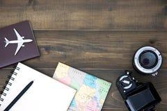 Fondo del concepto del viaje Imagen de archivo libre de regalías