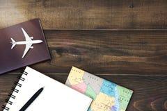 Fondo del concepto del viaje Imagen de archivo