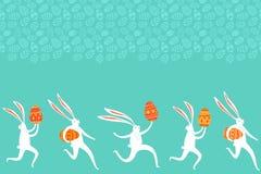 Fondo del conejo de Pascua