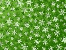 Fondo del copo de nieve Foto de archivo libre de regalías