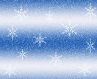 Fondo del copo de nieve Libre Illustration