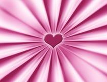 Fondo del corazón Fotos de archivo