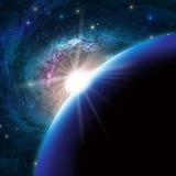 Fondo del cosmos Imagenes de archivo