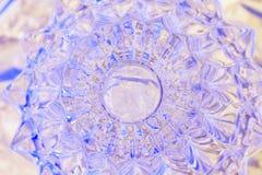 Fondo del cristal Foto de archivo