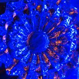 Fondo del cristal Imagen de archivo libre de regalías