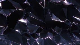 Fondo del cristallo di Loopable illustrazione vettoriale