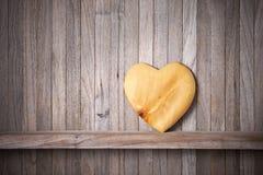 Fondo del cuore di amore Fotografia Stock Libera da Diritti