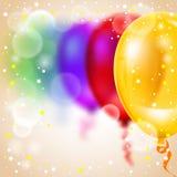 Fondo del día de fiesta Fotografía de archivo libre de regalías