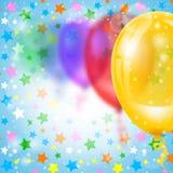 Fondo del día de fiesta Foto de archivo