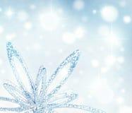 Fondo del día de fiesta de la Navidad Fotografía de archivo libre de regalías