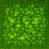 Fondo del día del St. Patrick Imágenes de archivo libres de regalías