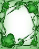 Fondo del día del St Patrick Imagen de archivo