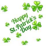 Fondo del día del St Patrick Fotografía de archivo libre de regalías