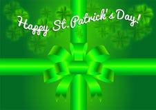 Fondo del día del St Patricks fotos de archivo libres de regalías