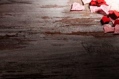 Fondo del día de San Valentín Imagen de archivo libre de regalías