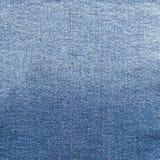 Fondo del denim delle blue jeans, struttura del tessuto Fotografia Stock Libera da Diritti