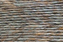 Fondo del dettaglio delle corde Immagine Stock