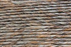 Fondo del dettaglio delle corde Fotografia Stock Libera da Diritti