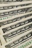 Fondo del dinero Imagen de archivo