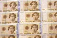 Fondo del dinero Imagen de archivo libre de regalías