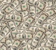 Fondo del dinero del negocio Foto de archivo libre de regalías