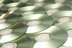 Fondo del disco compacto foto de archivo libre de regalías