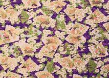 Fondo del diseño de las flores Imágenes de archivo libres de regalías