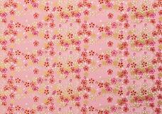 Fondo del diseño de las flores Fotografía de archivo libre de regalías
