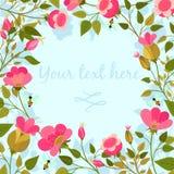 Fondo del diseño floral?, contexto, diseño de la ilustración stock de ilustración