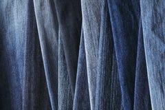 Fondo del dril de algodón Imagenes de archivo